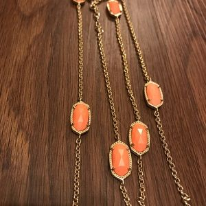 Coral Kellie Necklace